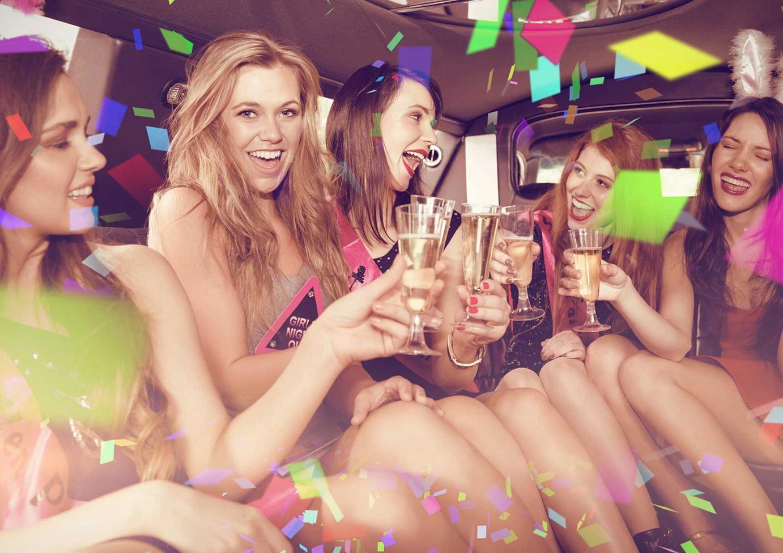 Limo service nashville tn bachelorette bachelor party for Good places for bachelorette parties