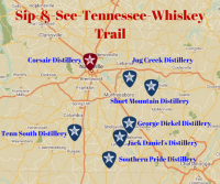 Along The Tennessee Whiskey Trail