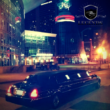 Concert Limo Service in Nashville at The Bridgestone Arena